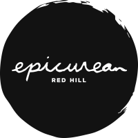 theepicurean_red-hill_logo